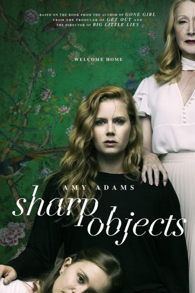 Caratula, cartel, poster o portada de Heridas abiertas (Sharp Objects)
