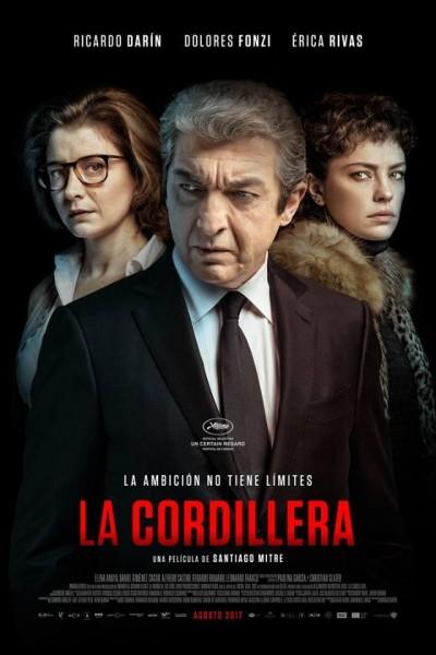 Caratula, cartel, poster o portada de La cordillera
