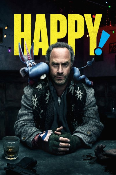 Caratula, cartel, poster o portada de Happy!