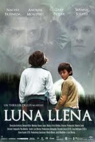Caratula, cartel, poster o portada de Luna llena