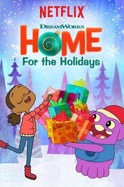 Caratula, cartel, poster o portada de Dulce hogar, dulce Navidad
