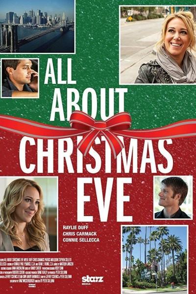 Caratula, cartel, poster o portada de Dos navidades para Eve