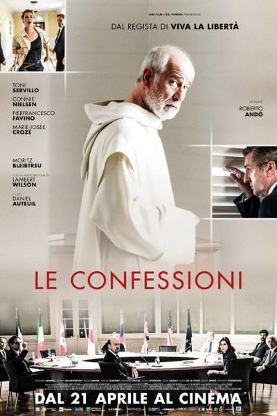 Caratula, cartel, poster o portada de Las confesiones