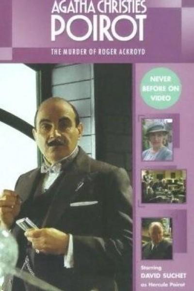 Caratula, cartel, poster o portada de Agatha Christie: Poirot - El asesinato de Roger Ackroyd