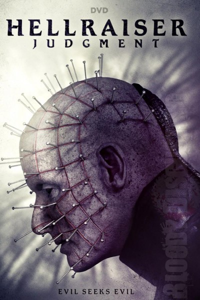 Caratula, cartel, poster o portada de Hellraiser: Judgment
