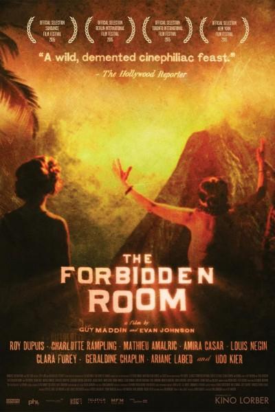 Caratula, cartel, poster o portada de The Forbidden Room
