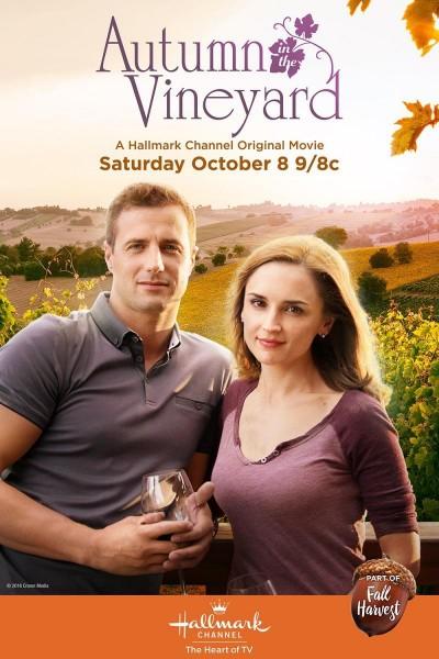 Caratula, cartel, poster o portada de Otoño en los viñedos