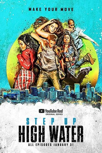 Caratula, cartel, poster o portada de Step Up: High Water