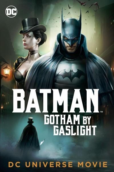 Caratula, cartel, poster o portada de Batman: Gotham a luz de gas