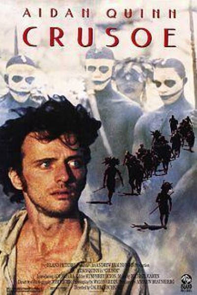 Caratula, cartel, poster o portada de Amo o esclavo (Crusoe)