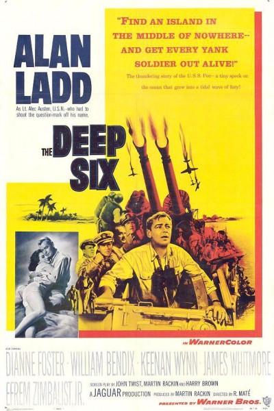 Caratula, cartel, poster o portada de La profundidad del mar