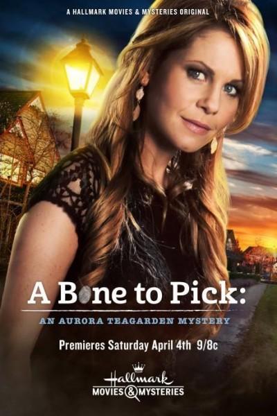 Caratula, cartel, poster o portada de Un misterio para Aurora Teagarden: La paciencia de los huesos