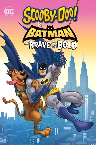 Caratula, cartel, poster o portada de Scooby-Doo y el intrépido Batman