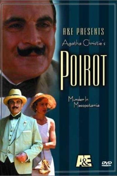 Caratula, cartel, poster o portada de Agatha Christie: Poirot. Asesinato en Mesopotamia