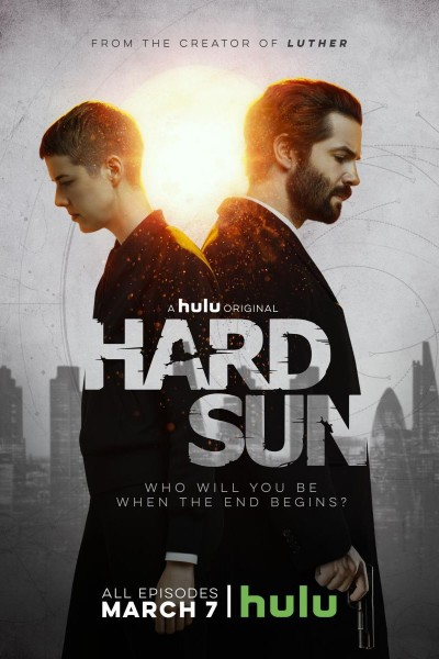 Caratula, cartel, poster o portada de Hard Sun