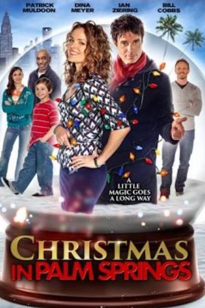 Caratula, cartel, poster o portada de Navidad en Palm Springs