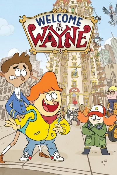 Caratula, cartel, poster o portada de Bienvenido al Wayne