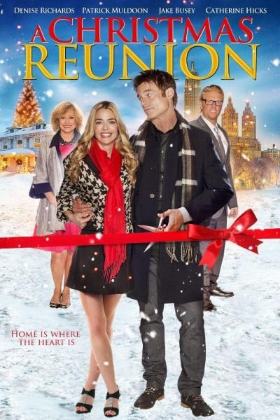 Caratula, cartel, poster o portada de Reunión de Navidad