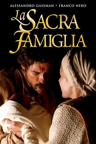 Caratula, cartel, poster o portada de La sagrada familia