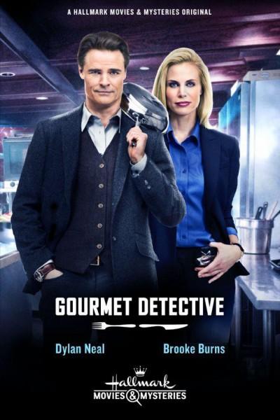 Caratula, cartel, poster o portada de El inspector gourmet