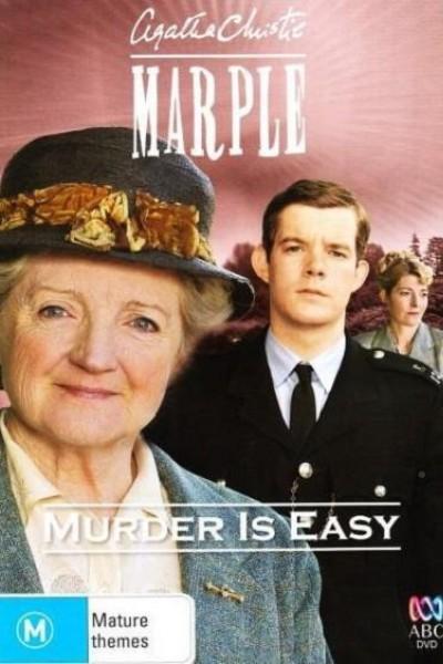 Caratula, cartel, poster o portada de Miss Marple: Matar es fácil