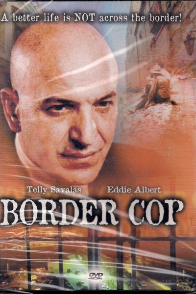 Caratula, cartel, poster o portada de Policía de frontera