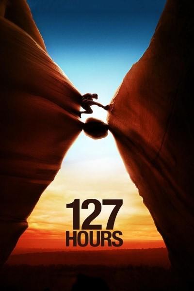 Caratula, cartel, poster o portada de 127 horas