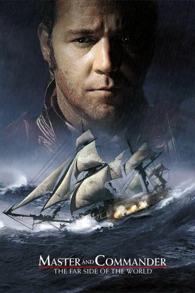 Caratula, cartel, poster o portada de Master and Commander: Al otro lado del mundo