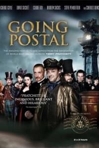 Caratula, cartel, poster o portada de Going Postal