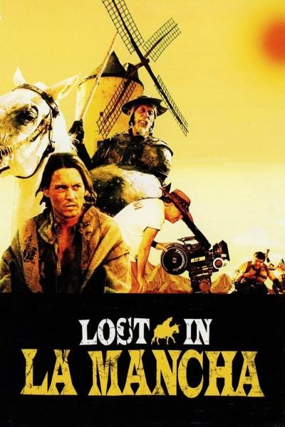 Caratula, cartel, poster o portada de Perdidos en La Mancha (Lost in La Mancha)