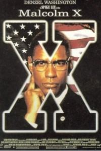Caratula, cartel, poster o portada de Malcolm X