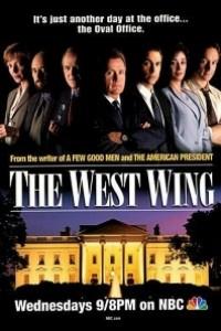 Caratula, cartel, poster o portada de El ala oeste de la Casa Blanca