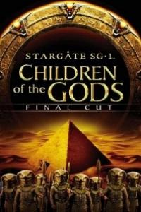 Caratula, cartel, poster o portada de Stargate SG-1: Hijos de los Dioses