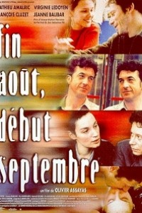 Caratula, cartel, poster o portada de Finales de agosto, principios de septiembre