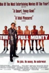 Caratula, cartel, poster o portada de Full Monty