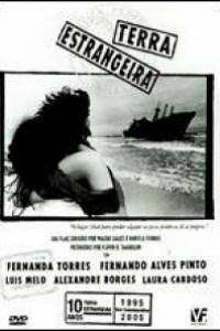 Caratula, cartel, poster o portada de Tierra extranjera