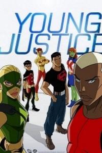 Caratula, cartel, poster o portada de La joven Liga de la Justicia