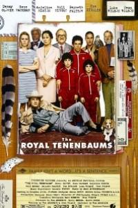 Caratula, cartel, poster o portada de Los Tenenbaums. Una familia de genios