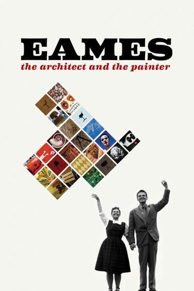 Caratula, cartel, poster o portada de Eames: The Architect & The Painter