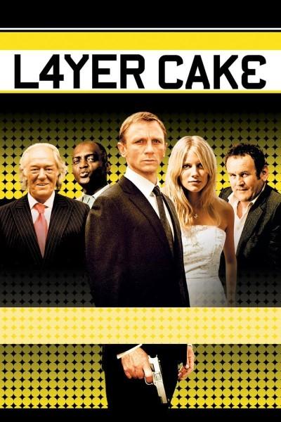 Caratula, cartel, poster o portada de Layer Cake (Crimen organizado)
