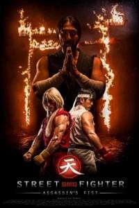 Caratula, cartel, poster o portada de Street Fighter: El puño asesino