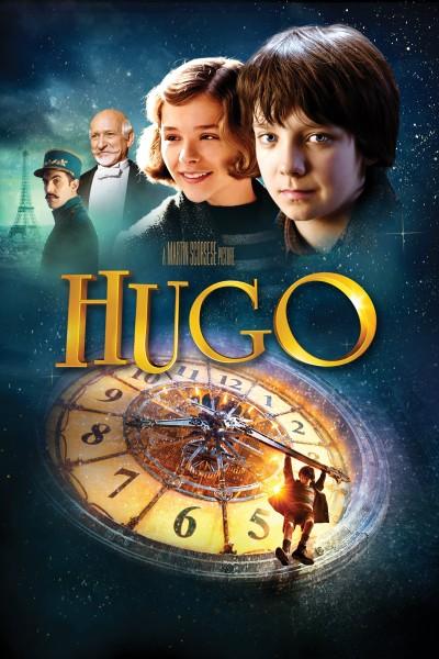 Caratula, cartel, poster o portada de La invención de Hugo