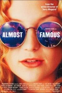 Caratula, cartel, poster o portada de Casi famosos
