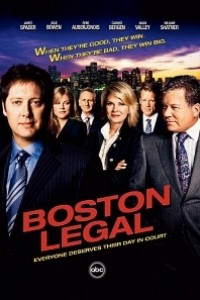 Caratula, cartel, poster o portada de Boston Legal