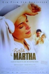 Caratula, cartel, poster o portada de Deliciosa Martha
