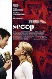 Caratula, cartel, poster o portada de Scoop