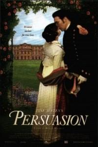 Caratula, cartel, poster o portada de Persuasión