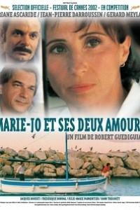 Caratula, cartel, poster o portada de Marie-Jo y sus dos amores