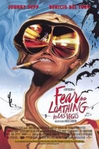 Caratula, cartel, poster o portada de Miedo y asco en Las Vegas