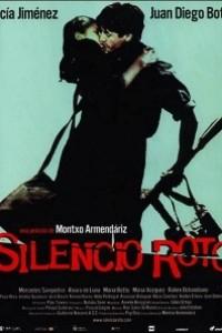 Caratula, cartel, poster o portada de Silencio roto